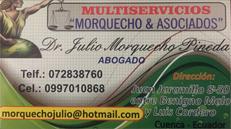 Dr Julio Morquecho